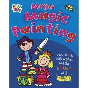 Blue Mega Magic Painting
