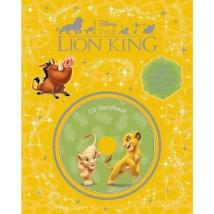 Disney The Lion King Storybook (Disney Book & CD)