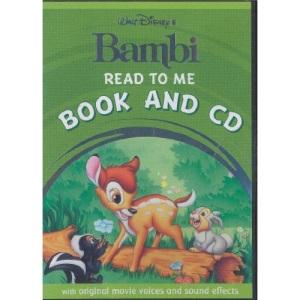 Disney Bambi (Disney Read to Me)
