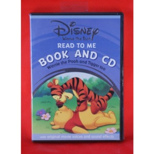 Disney Winnie the Pooh and Tigger Too (Disney Read to Me)