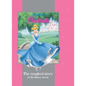 Disney Cinderella (Disney Book of the Film)
