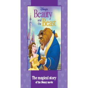 Disney Beauty and the Beast Magical Story (Disney Book of the Film)