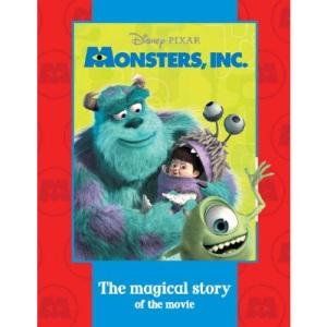 Disney:Monsters Inc (Disney Book of the Film)