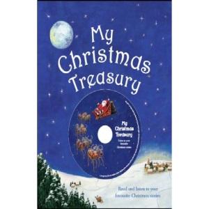 My Treasury of Christmas Stories (Book & CD)