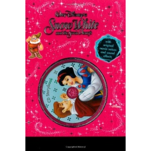 Disney Snow White and the Seven Dwarfs Storybook (Book & CD)
