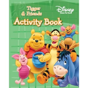 Tigger and Friends Activity Book (Disney Activity S.)