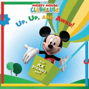 Up Up and Away (Disney Mickey Mouse Clubhouse)
