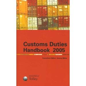 Tolley's Customs Duties Handbook