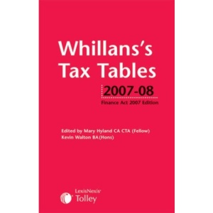Whillan's Tax Tables