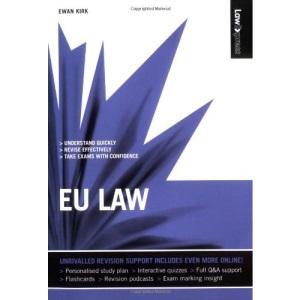 EU Law (Law Express)