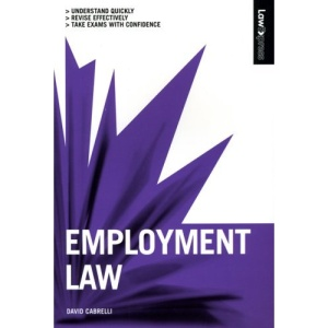Employment Law (Law Express)