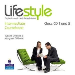 Lifestyle Intermediate Class CDs: English for Work, Socializing and Travel