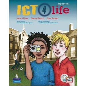 ICT 4 Life Year 7: Students' ActiveBook (Longman ICT4Life)
