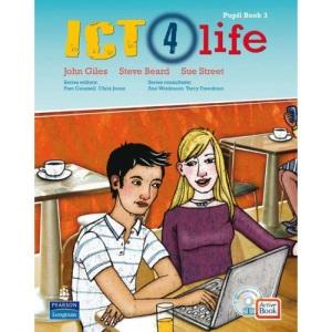ICT 4 Life Year 9 Students' ActiveBook Pack (Longman ICT4Life)