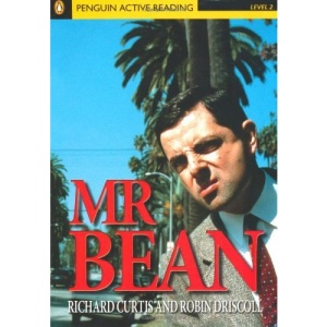 Mr Bean Book and CD-ROM Pack: Level 2 (Penguin Longman Active Reading)