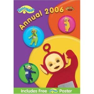 Teletubbies Annual 2006