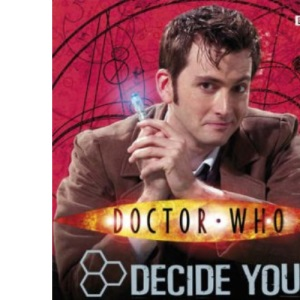 War of the Robots: Decide Your Destiny No. 6 (Doctor Who)