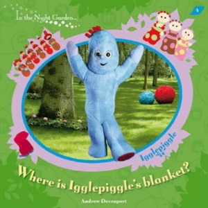 In The Night Garden: Where is Igglepiggle's Blanket?