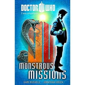 Doctor Who: Book 5: Monstrous Missions (Doctor Who Stories)