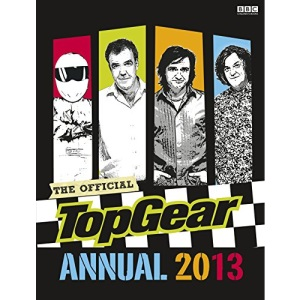 Top Gear Official Annual 2013