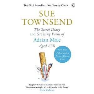 The Secret Diary & Growing Pains of Adrian Mole Aged 13 ¾: Sue Townsend