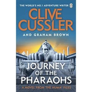 Journey of the Pharaohs: Numa Files #17 (The NUMA Files, 17)