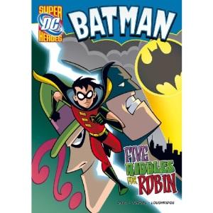 Five Riddles for Robin (DC Super Heroes - Batman)