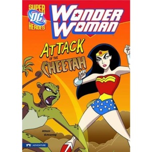 Attack of the Cheetah (DC Super Heroes: Wonder Woman)