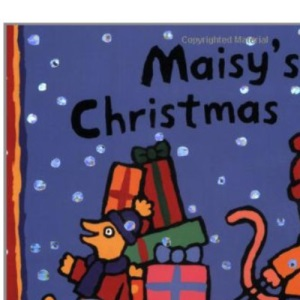 Maisy's Christmas Eve (Maisy Book & CD)