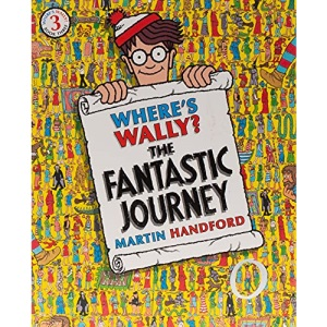 Where's Wally? The Fantastic Journey: 1