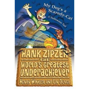 Hank Zipzer 10: My Dog's a Scaredy-Cat
