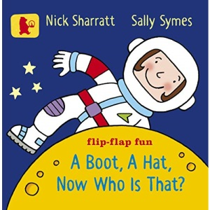 A Boot, a Hat, Now Who Is That? (Baby Walker)