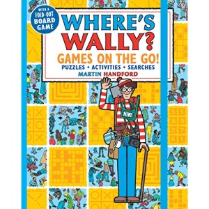 Where's Wally? Games on the Go! Puzzles, Activities & Searches: 1