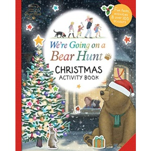 We're Going on a Bear Hunt: Christmas Activity Book: 1