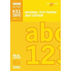 National Test Papers, 2007 Edition (QCA KS1 English & Maths): QCA KS1 English and Maths (Qualifications and Curriculum Authority)