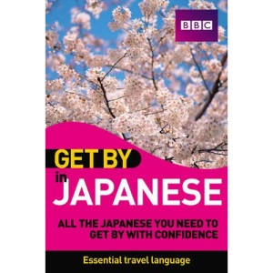 Get by in Japanese Book