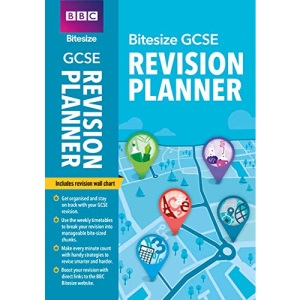 BBC Bitesize GCSE Revision Skills and Planner for home learning, 2021 assessments and 2022 exams (BBC Bitesize GCSE 2017)