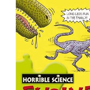 Evolve or Die (Horrible Science)