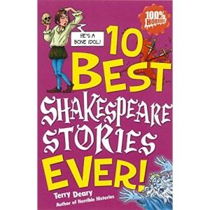 10 Best Shakespeare Stories Ever (10 Best Ever)