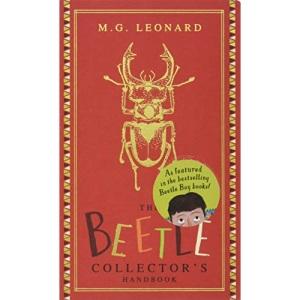 Beetle Boy: The Beetle Collector's Handbook (Beetle Boy)