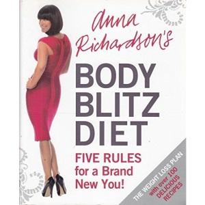Anna Richardsons Body blitz diet