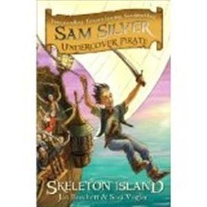 Sam Silver ubdercover pirate: Skeleton island