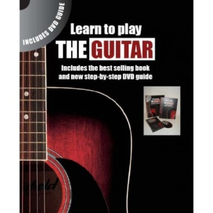 Learn to Play the Guitar: A Step-by-step Guide (Boxset S.)