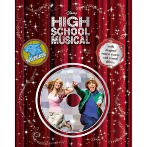 Disney High School Musical 1 (CD and Storybook)
