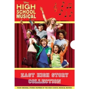 High School Musical -'East High' Story Collection (Battle of the Bands/Wildcat Spirit/Poetry in Motion/Crunch Time)