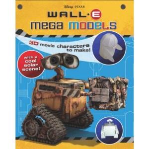 Disney Wall*E Mega Models Activity Book