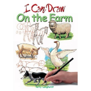 On the Farm (I Can Draw)