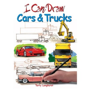 Cars and Trucks (I Can Draw)