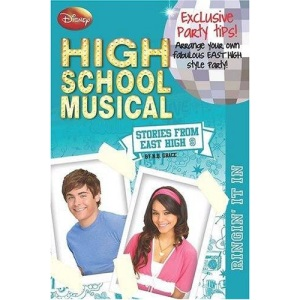 Disney Stories from East High: Ringin' it in v. 9 (High School Musical)