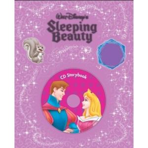 Disney Sleeping Beauty (Disney Book & CD)